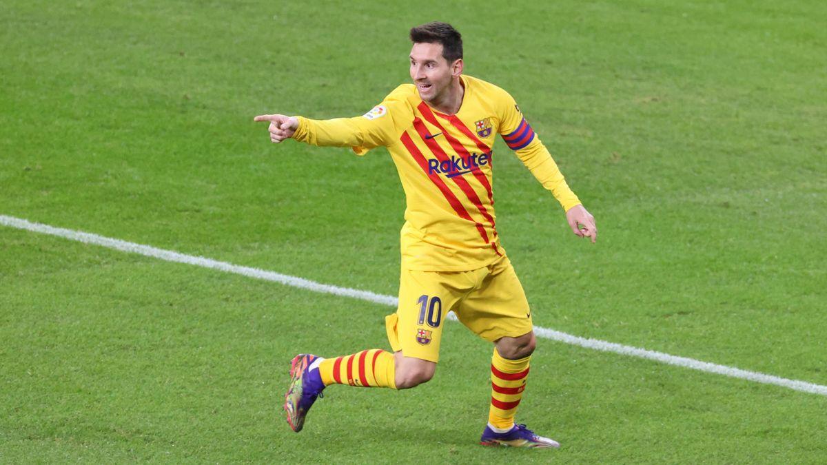 Die Zukunft von Lionel Messi ist noch nicht geklärt