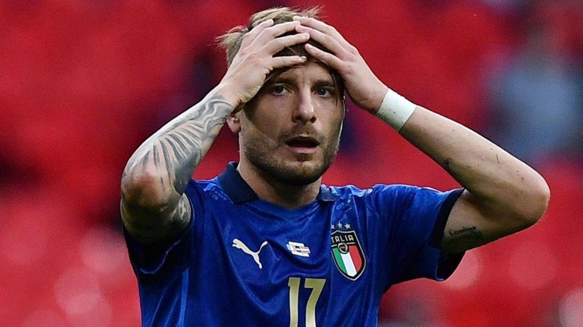 Ciro Immobile - Italia-Austria - Euro 2020