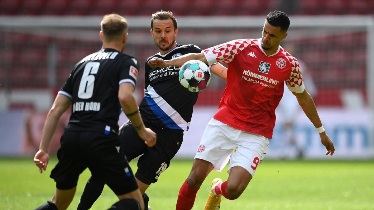 1. FSV Mainz 05 - Arminia Bielefeld