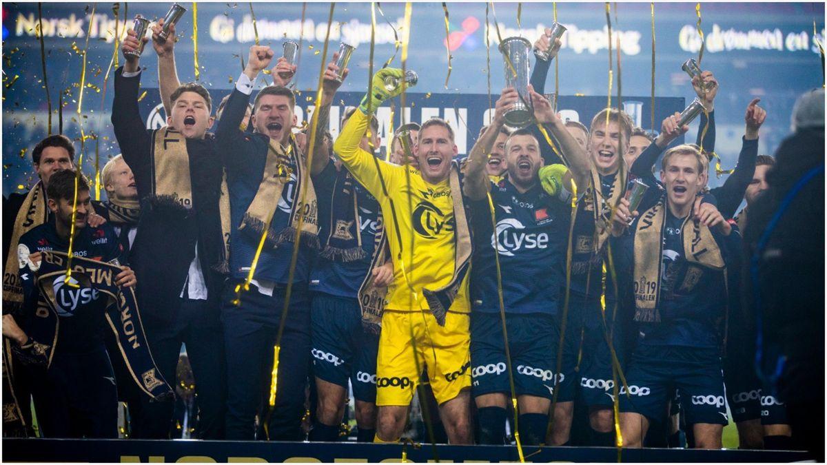 Viking vant cupen i 2019
