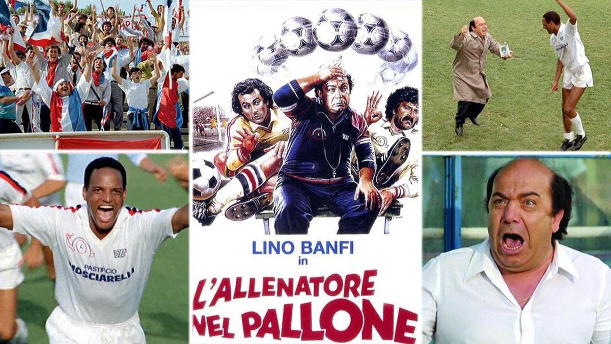 Longobarda, Oronzo Canà, Eurosport