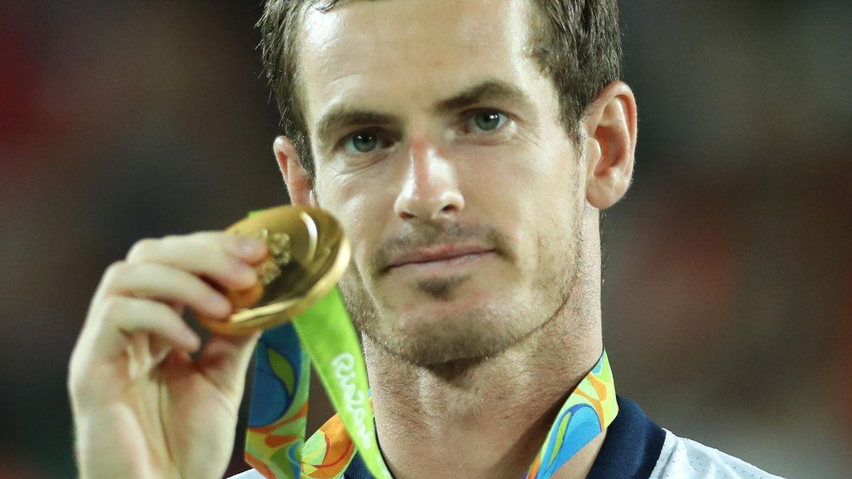 Andy Murray won gold at Rio 2016