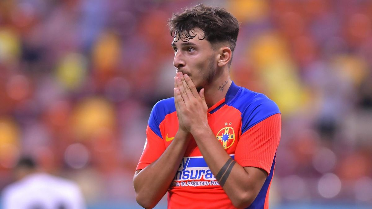 Ianis Stoica (FCSB)
