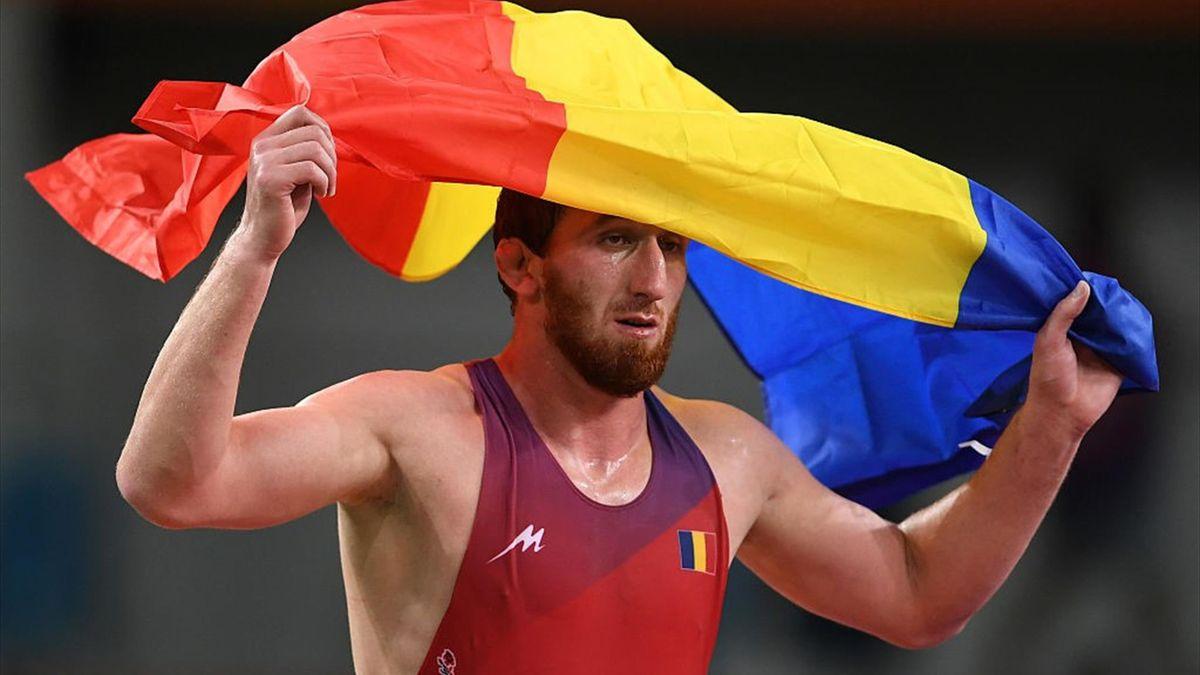 Sportivul cecen Albert Saritov a fost naturalizat și a adus României o medalie de bronz de la Jocurile Olimpice din 2016