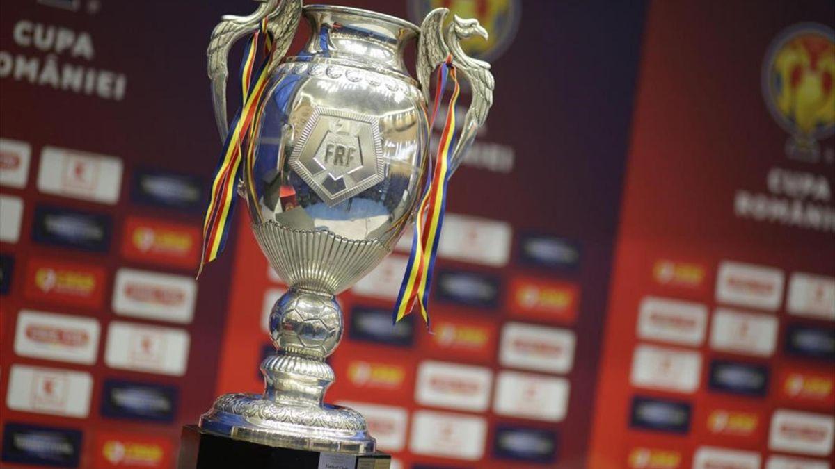 Mâine (10 iunie), de la ora 11:00, vor avea loc tragerile la sorți pentru stabilirea semifinalelor din Cupa României