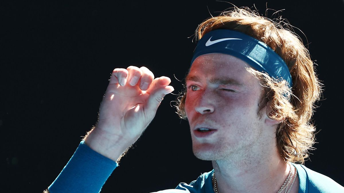 Andrey Rublev - Australian Open 2021