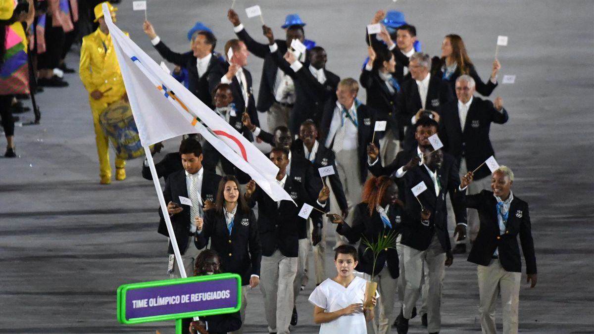 Flyktningtroppen Rio-OL 2016