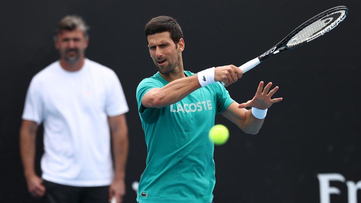 Novak Djokovic hat sich kritisch gegenüber Nick Kyrgios geäußert