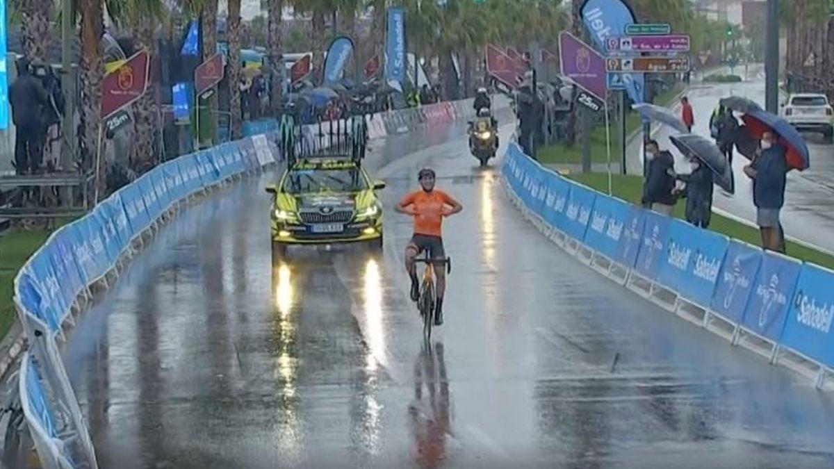 Antonio Soto gewinnt die Vuelta a Murcia