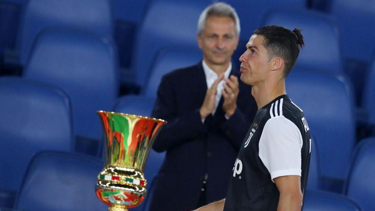 Cristiano Ronaldo este într-o formă foarte slabă după perioada de pandemie