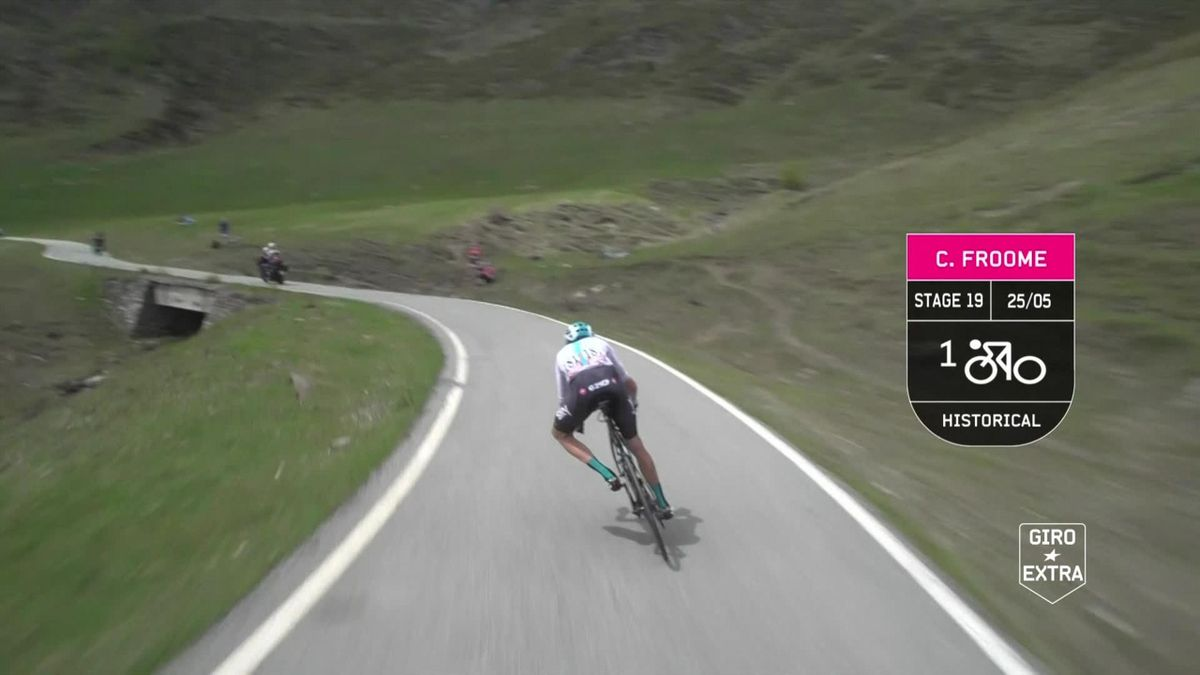 Giro 2018 - Key Moments all stages