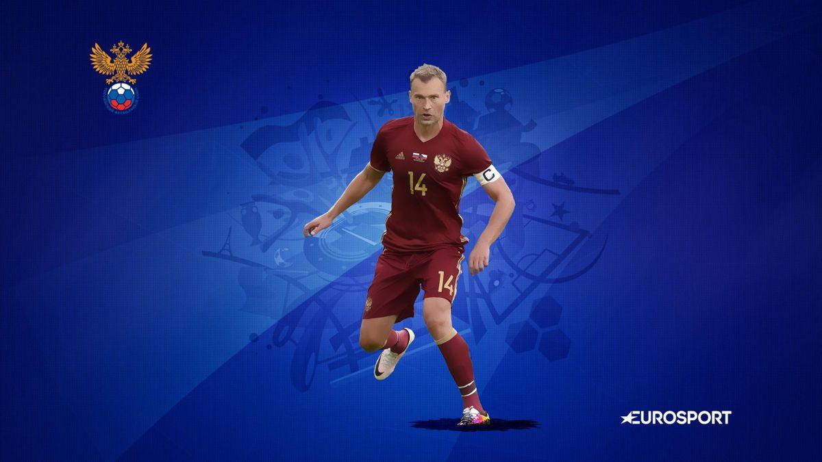 Russia Euro 2016 graphic