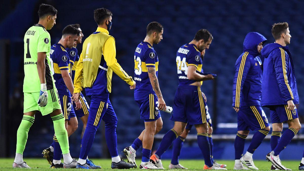 Piłkarze Boca Juniors