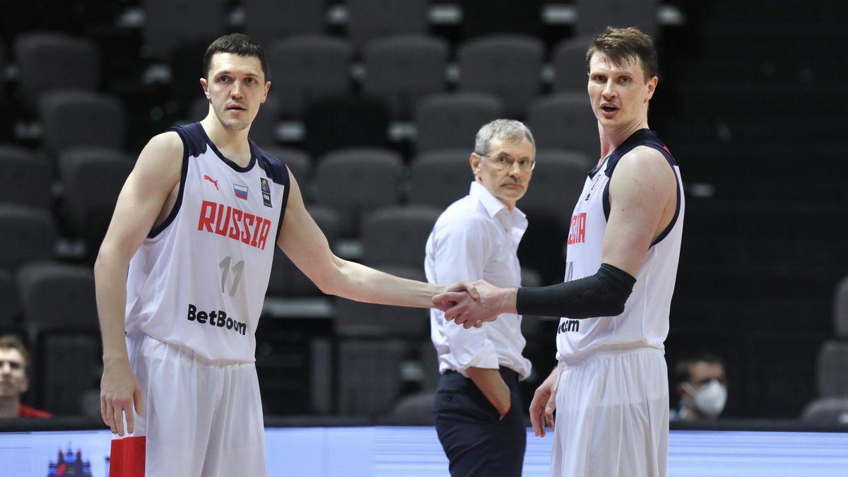 Семен Антонов и Андрей Воронцевич