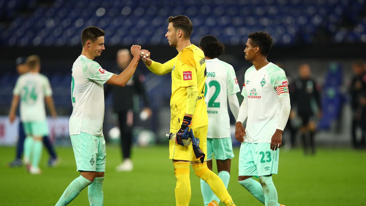 Beim SV Werder Bremen ist ein Profi positiv auf das Coronavirus getestet worden