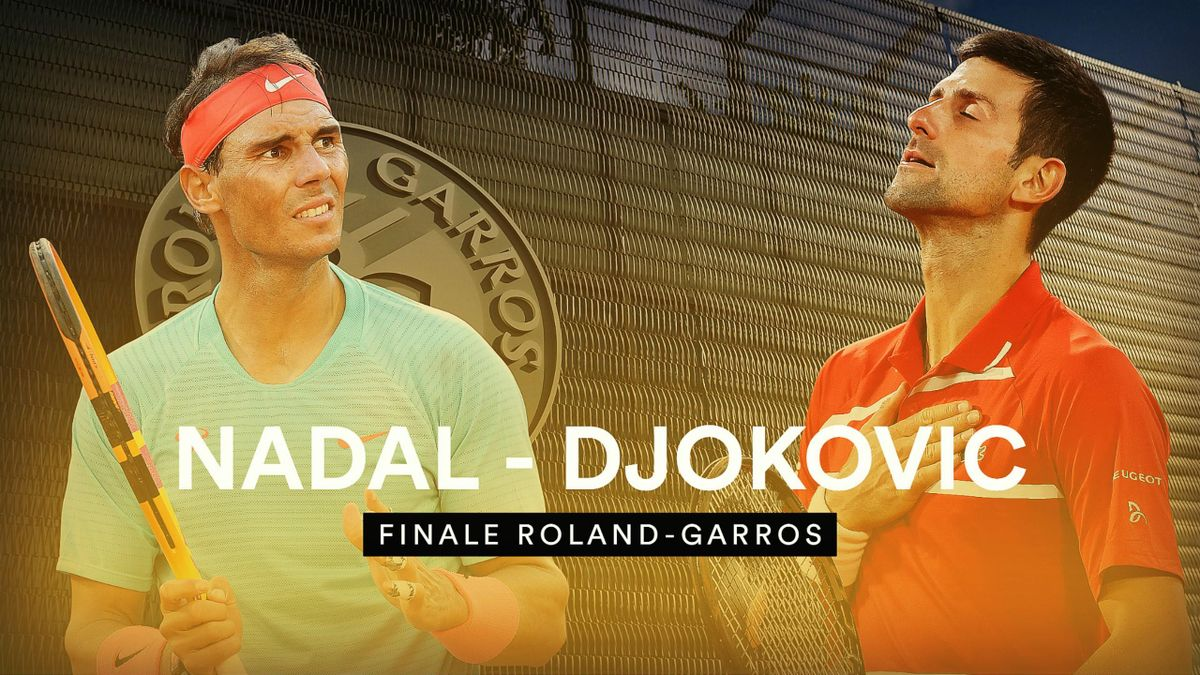 Nadal vs Djokovic, Finale Roland-Garros 2020.