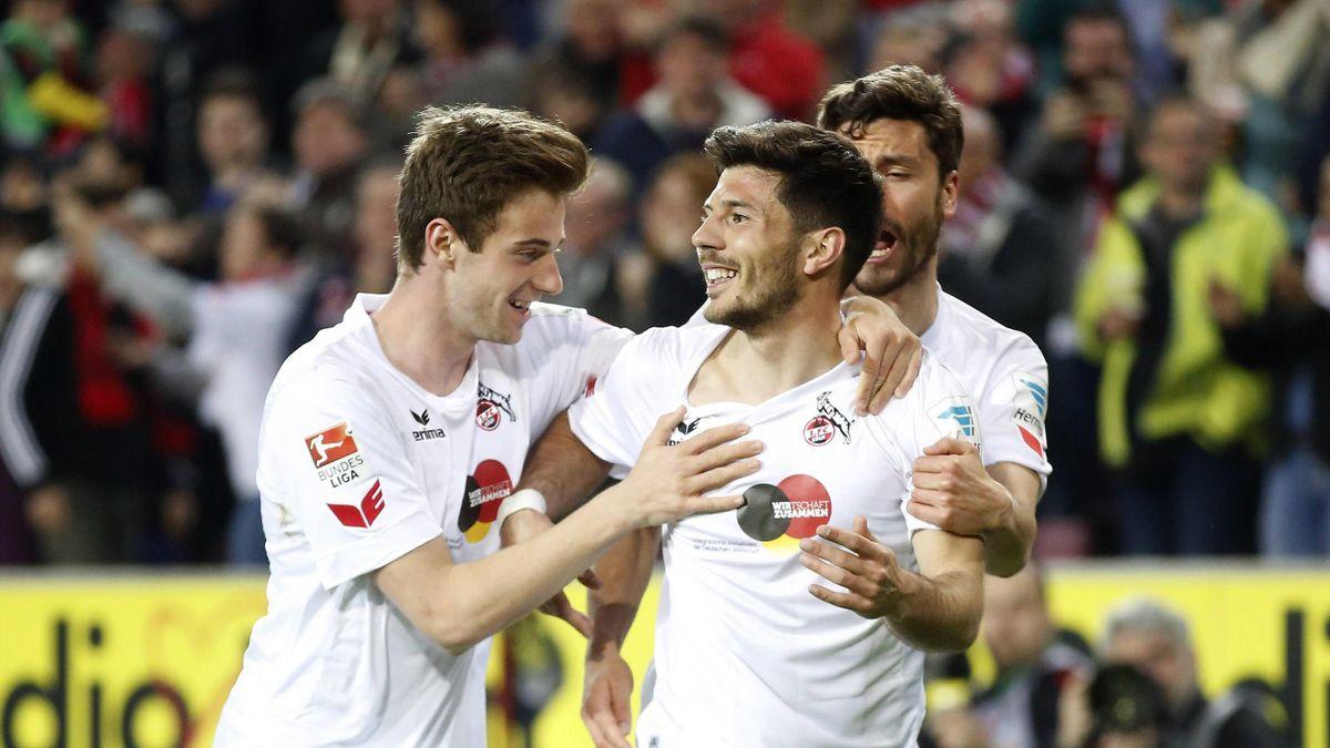 Milos Jojic - 1. FC Köln