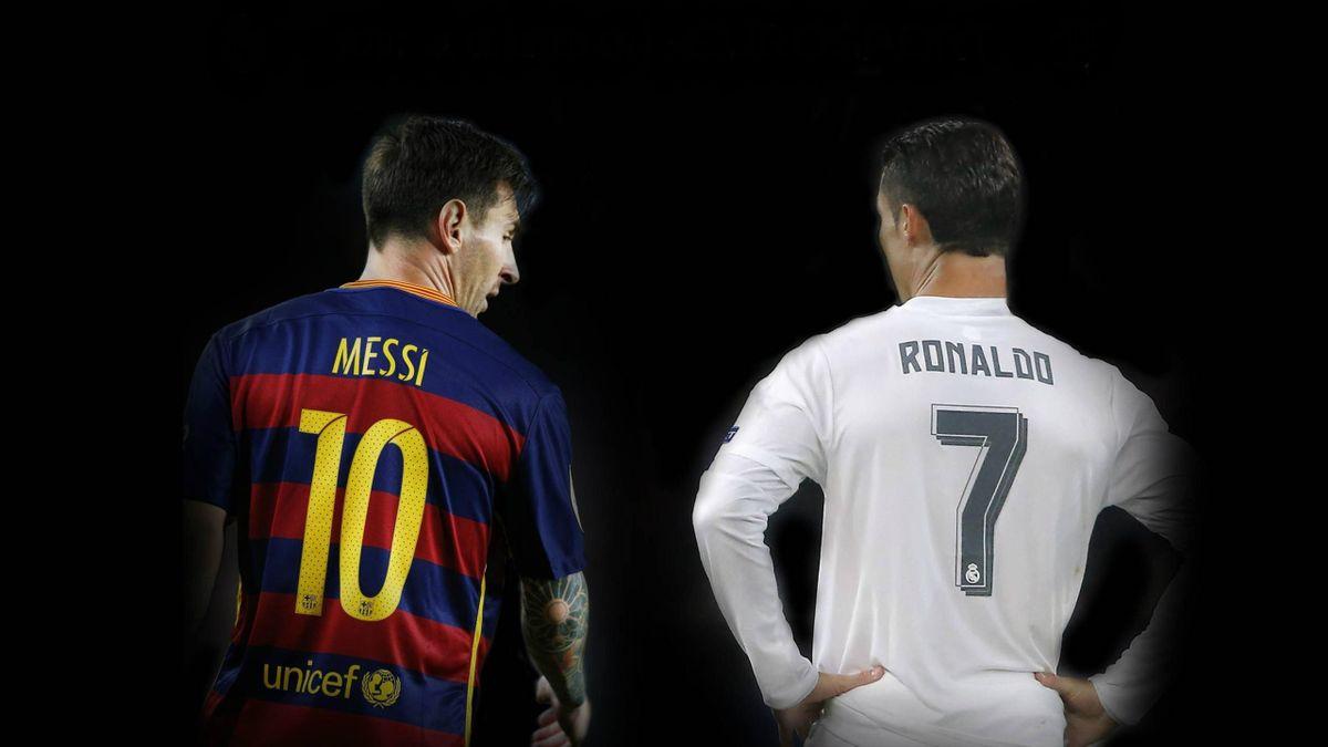 Leo Messi vs Cristiano Ronaldo, Real Madrid vs Barcelona – El Clasico