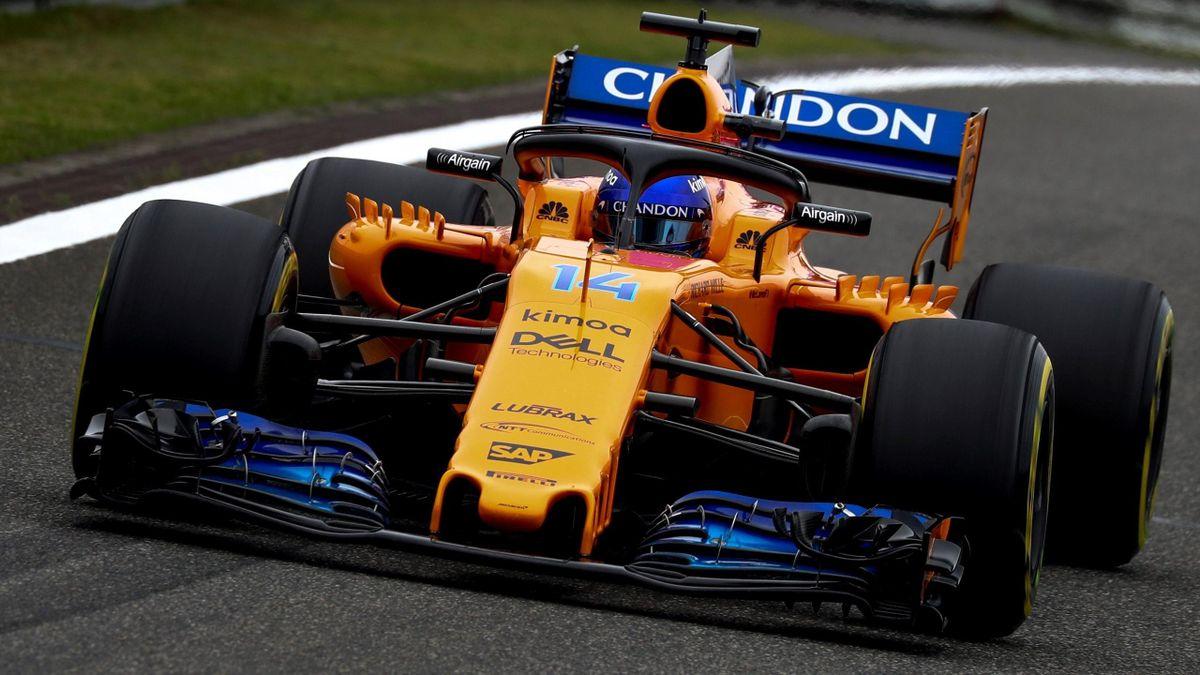 Fernando Alonso (McLaren-Renault)