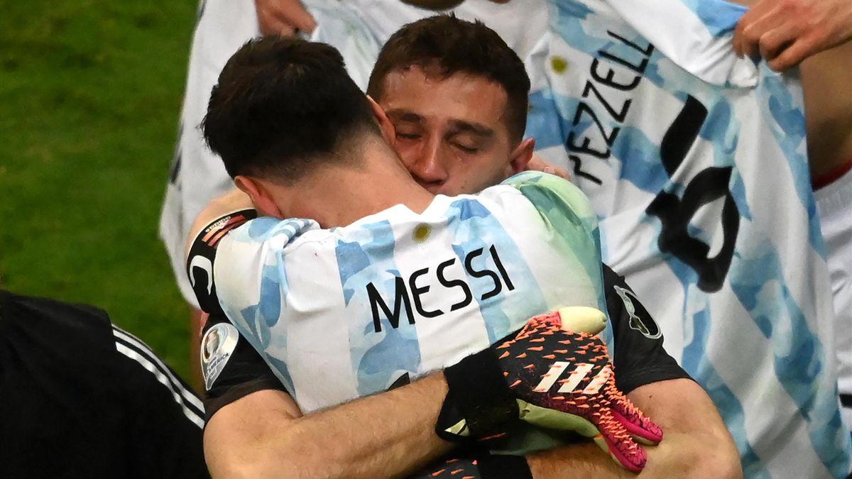 Argentinien mit Superstar Lionel Messi zieht ins Finale der Copa América ein.