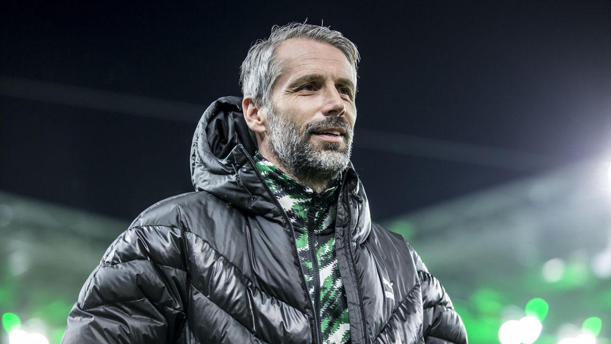Marco Rose ist noch bis Sommer Trainer bei Borussia Mönchengladbach