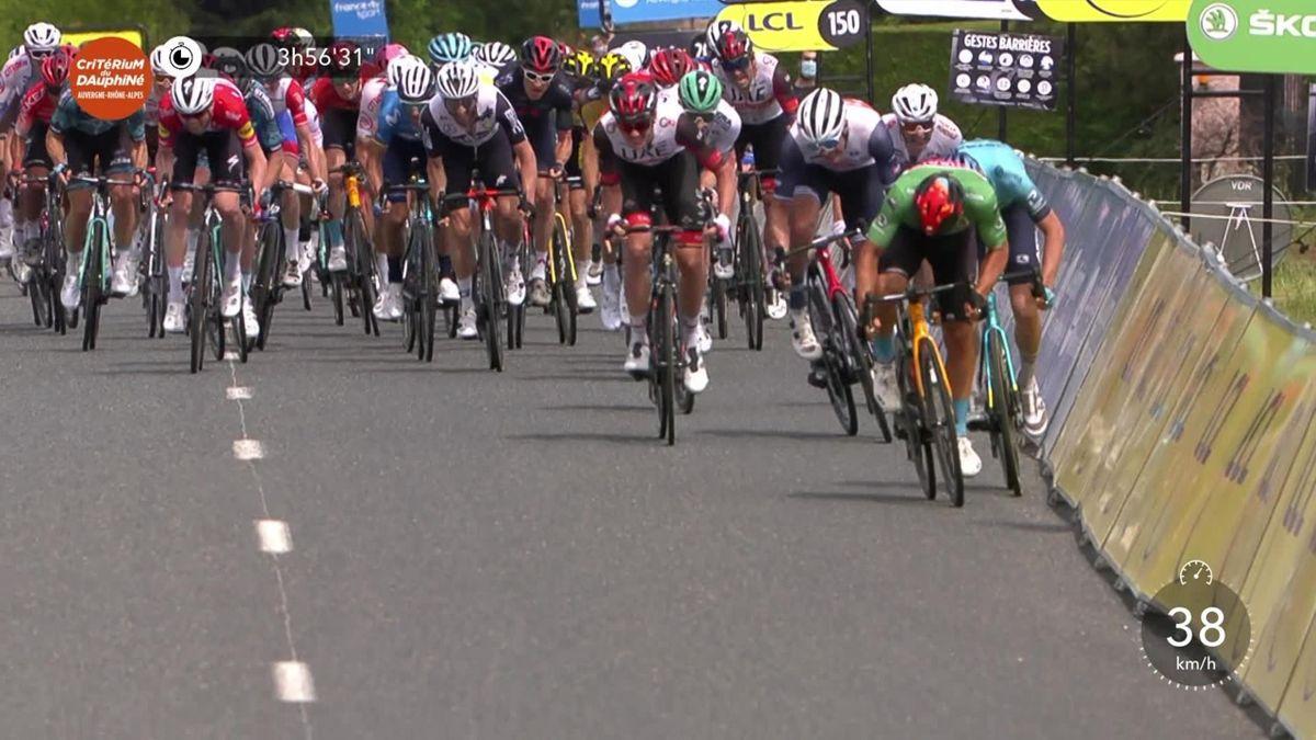Critérium du Dauphiné: Colbrelli sprints to stage 3 victory