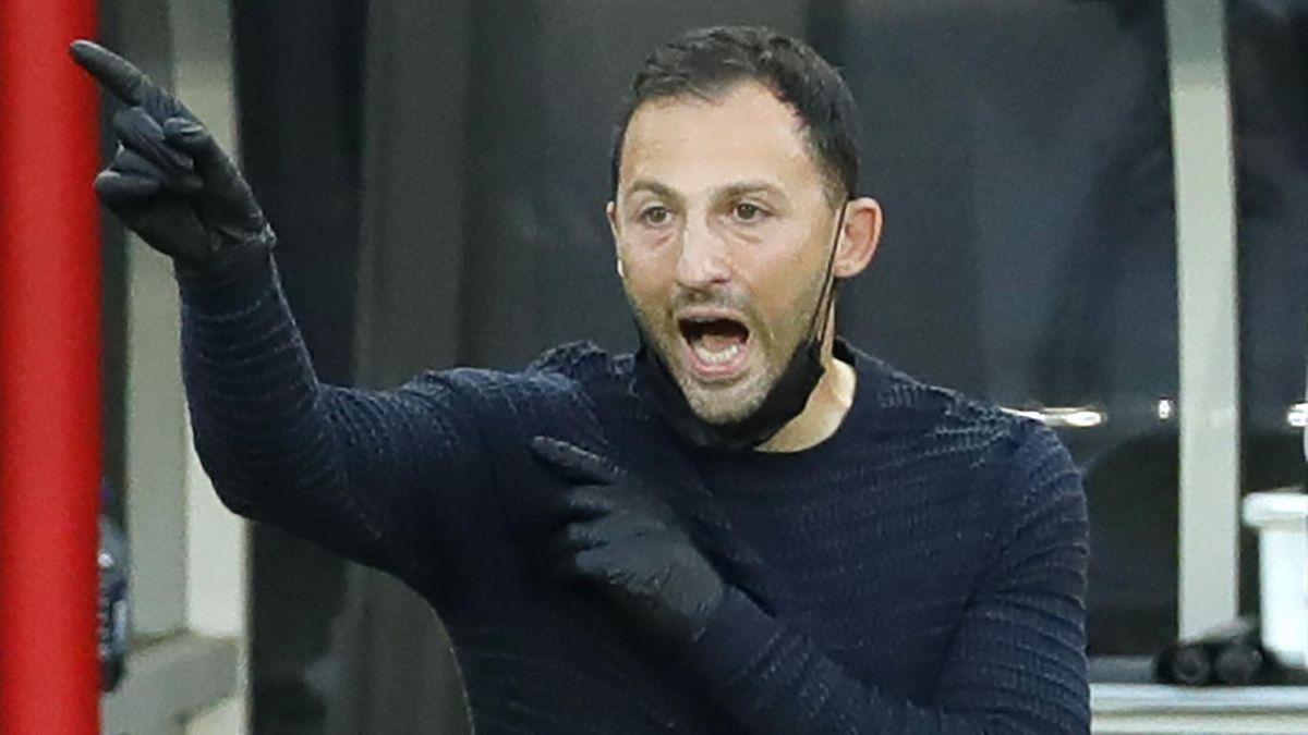 Domenico Tedesco warnte Ex-Klub Schalke vor der 2. Bundesliga