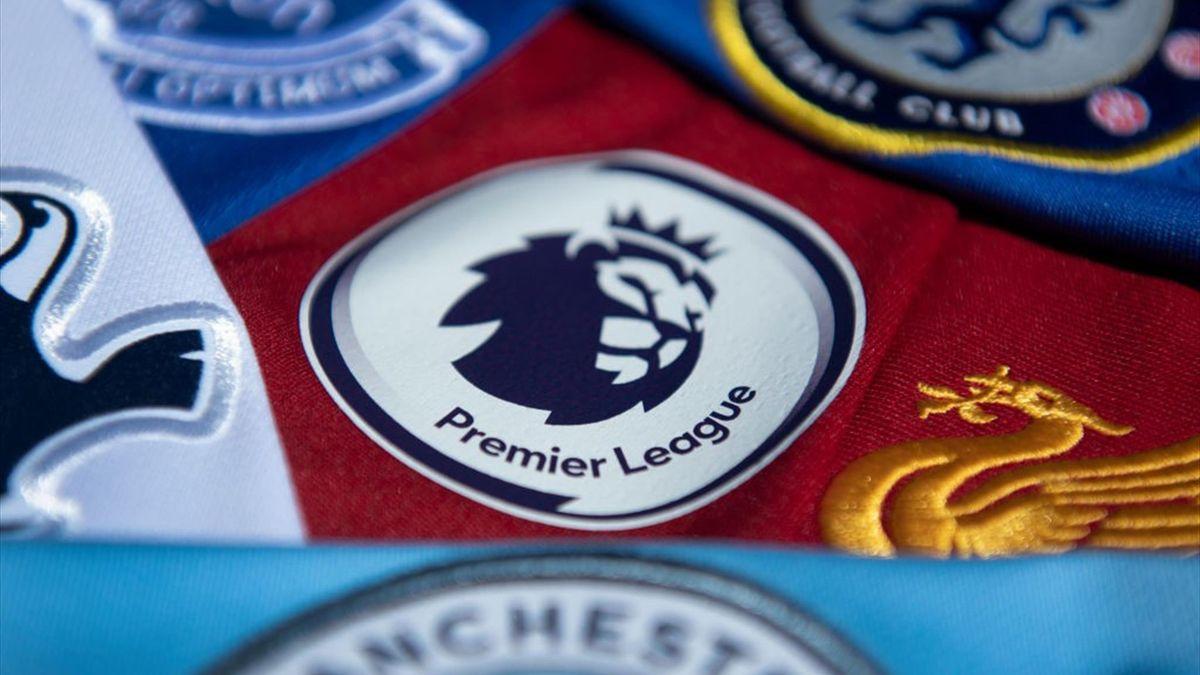 Футбол англицская премьер лига
