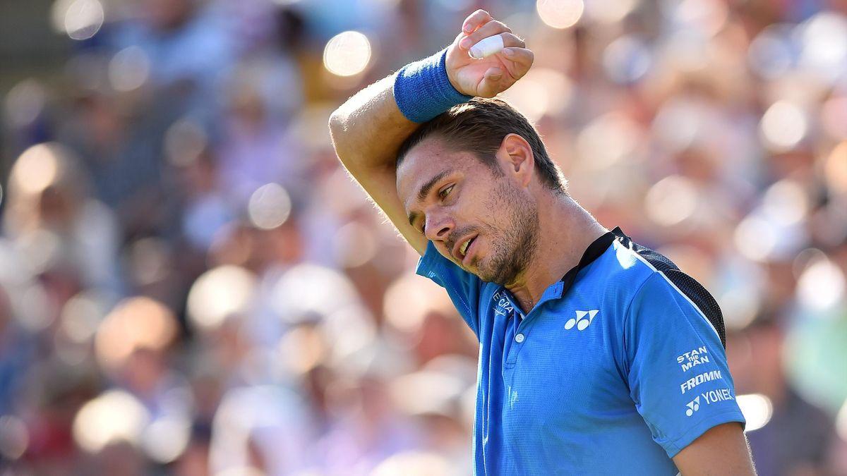 Stan Wawrinka -  ATP Eastbourne 2018