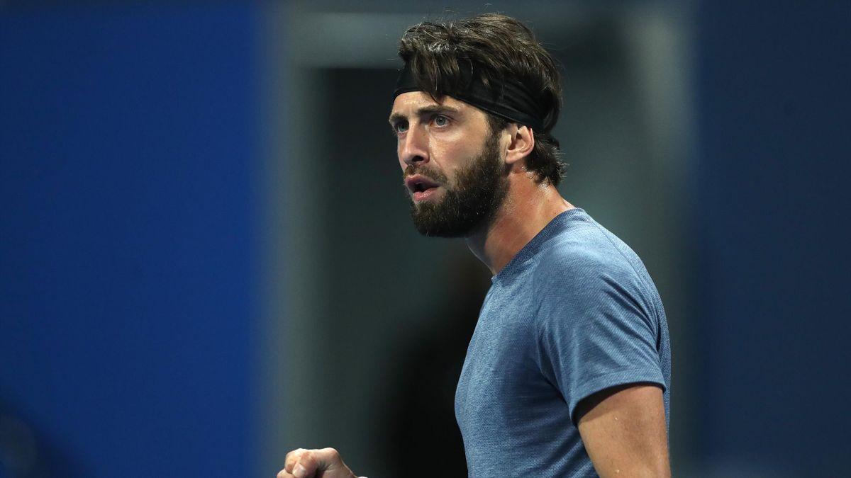 Basilashvili, vainqueur à Doha