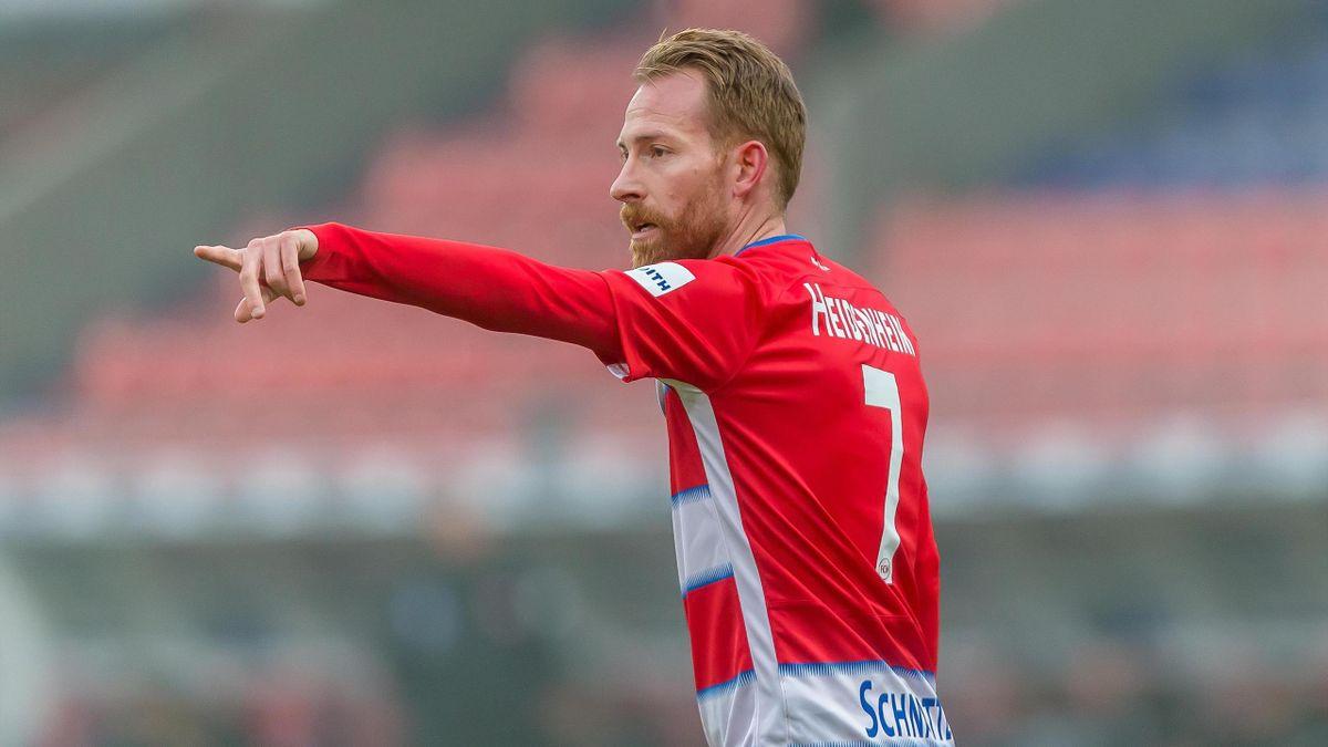 Marc Schnatterer verlässt den 1. FC Heidenheim im Sommer