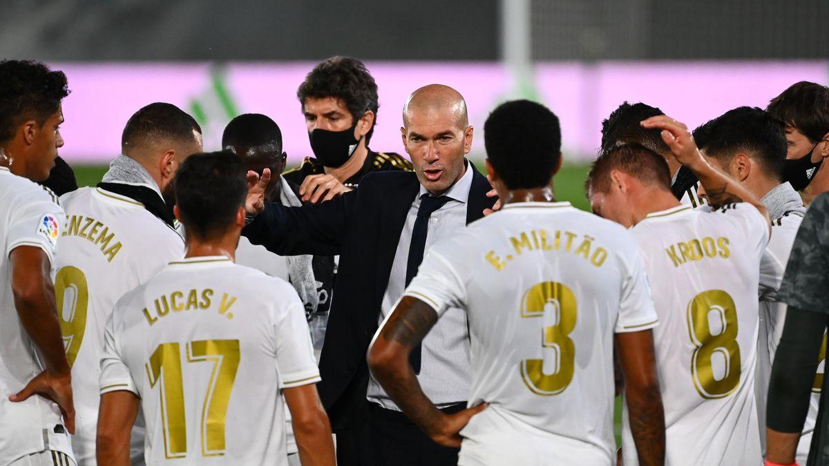 Zinédine Zidane (Real Madrid)