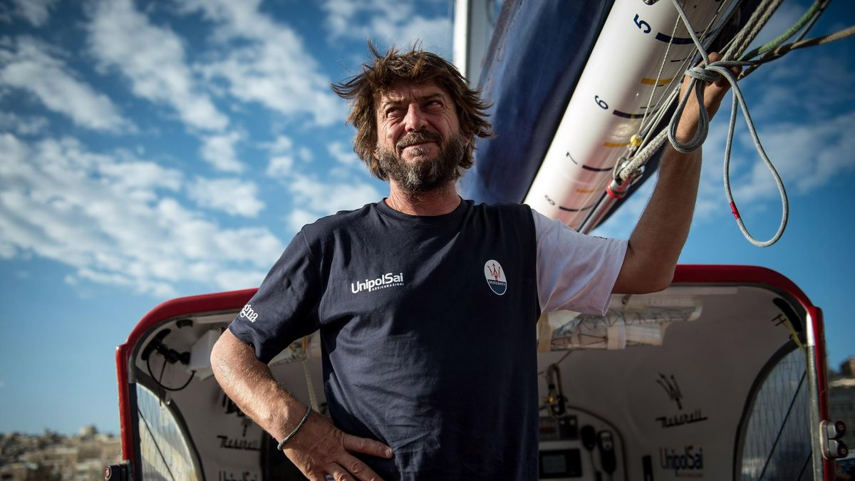 Nuovo record di velocità per Giovanni Soldini