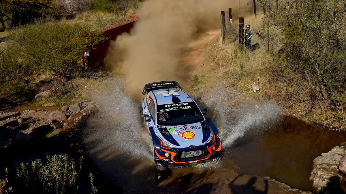 Thierry Neuville, WRC Mexico