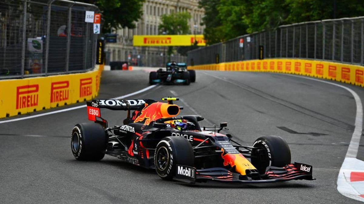 Sergio Pérez (Red Bull) - GP of Azerbaidjan 2021