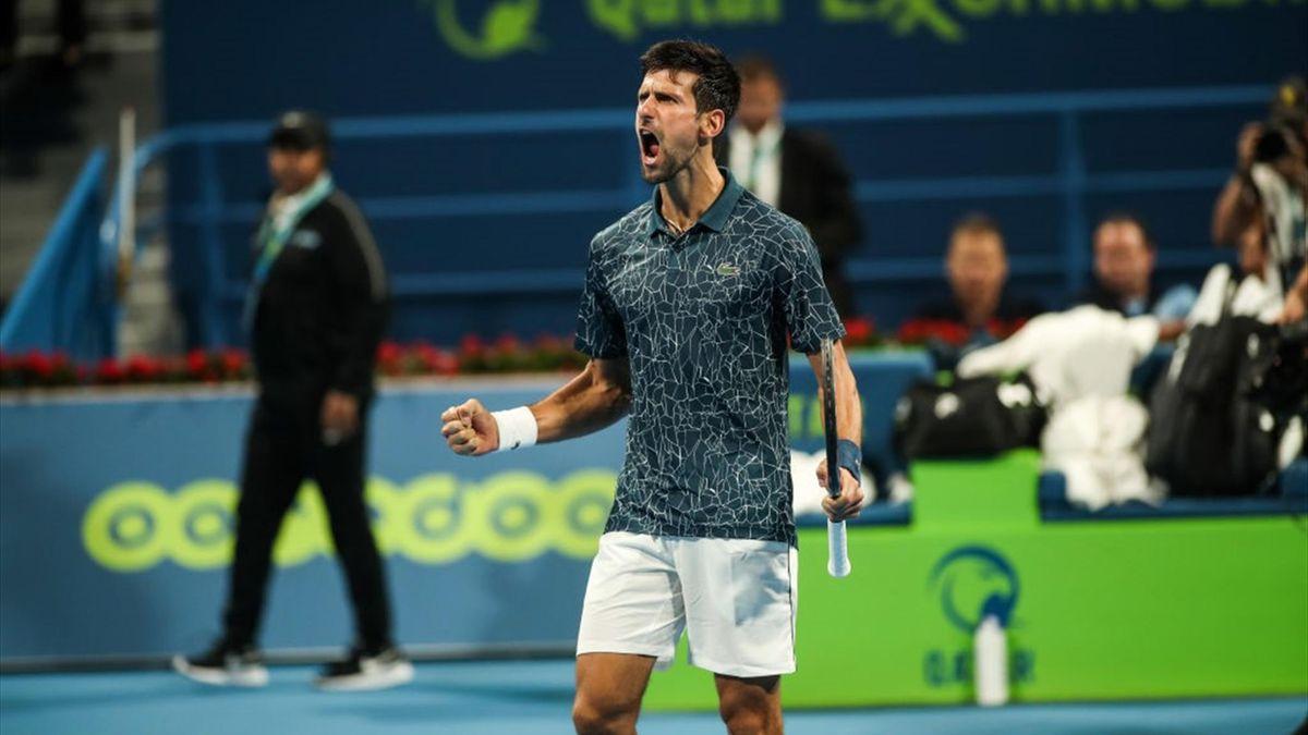 ATP Doha, Novak Djokovic