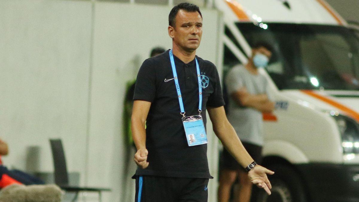 Toni Petrea, tehnicianul FCSB-ului