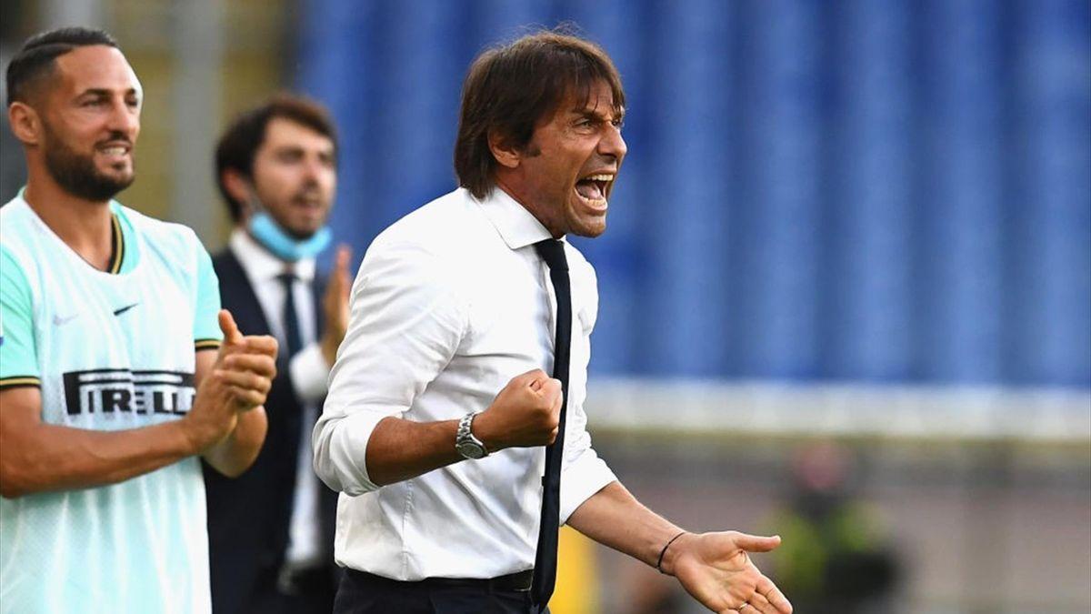 Antonio Conte nu s-a simțit sprijinit de conducerea lui Inter