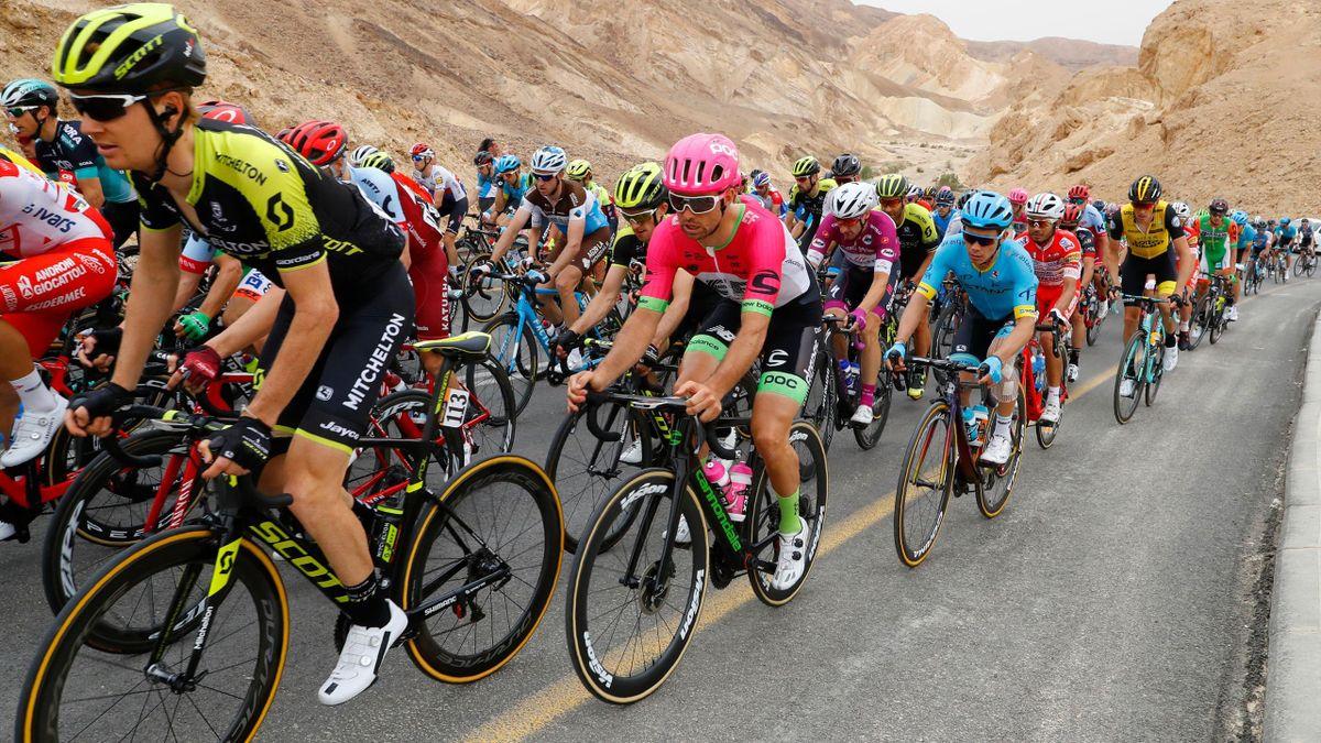 Giro de Italia 2018, Israel