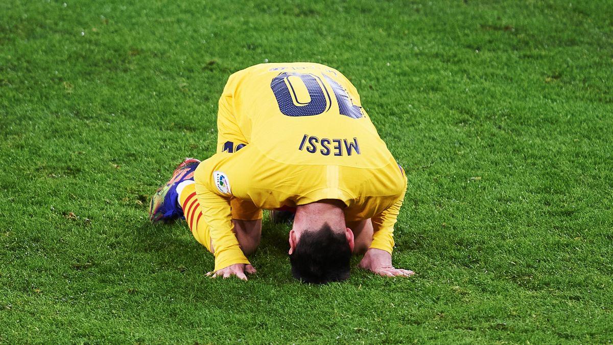 Dem FC Barcelona um Messi und Co. stehen schwere Zeiten bevor.