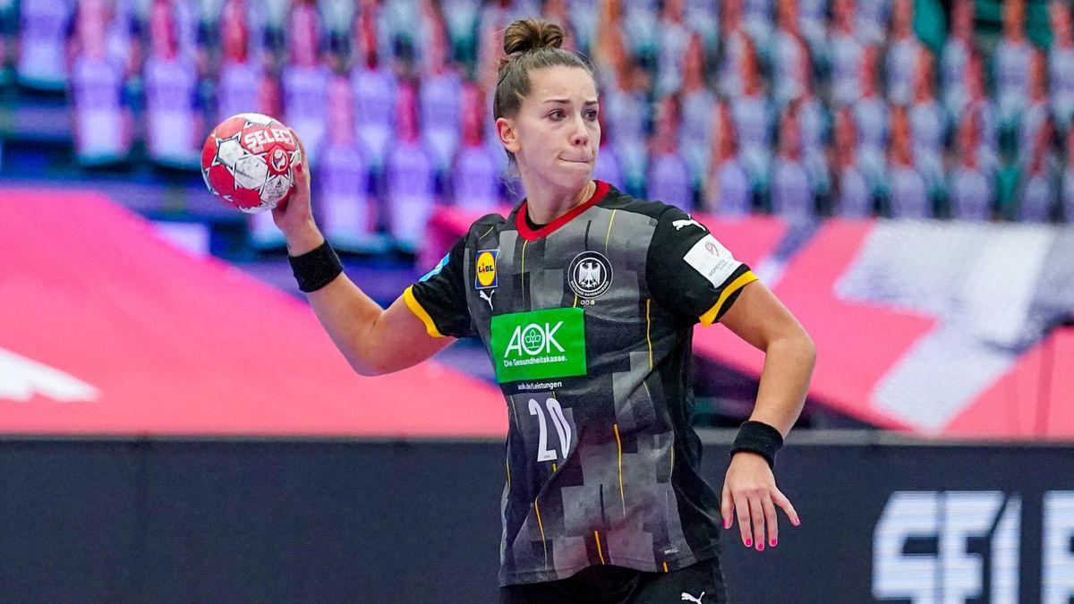 Emily Bölk und die DHB-Frauen treffen in den WM-Playoffs auf Portugal