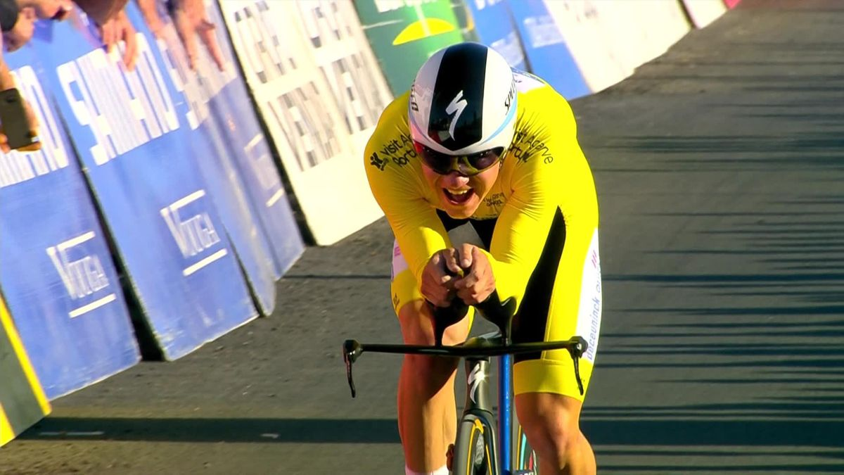 Volta ao Algarve : Remco Evenepoel wins stage 5 - His race