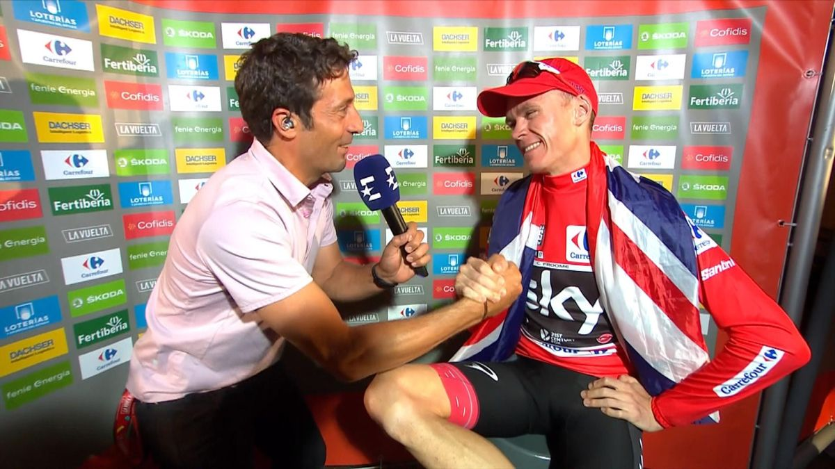 0911 ITW Froome