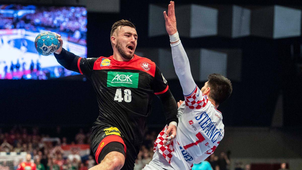 Deutschland Kroatien Em