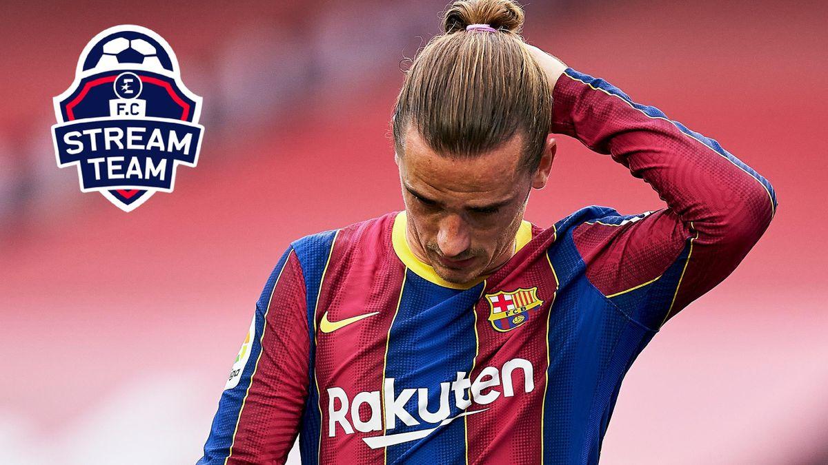 Du podium du Ballon d'Or à laissé-pour-compte au Barça : Comment Griezmann en est-il arrivé là ?