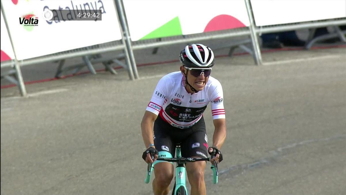 Ronde van Catalonië| Esteban Chaves mag na bijna twee jaar eindelijk weer juichen