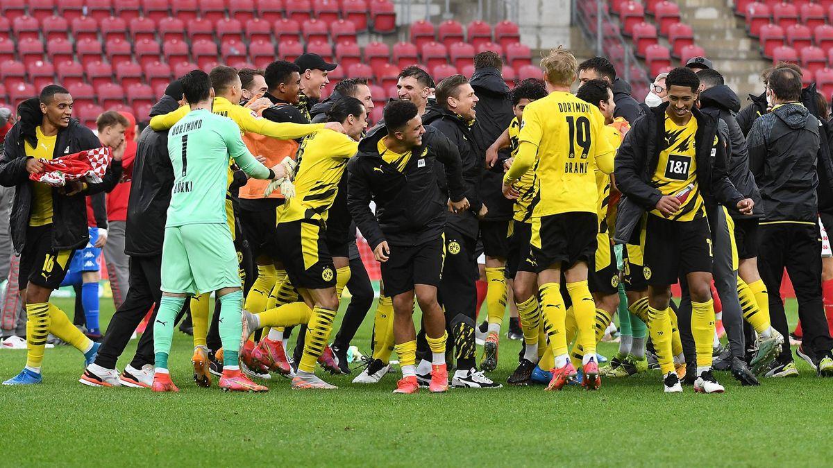 Borussia Dortmund spielt auch in der kommenden Saison in der Champions League