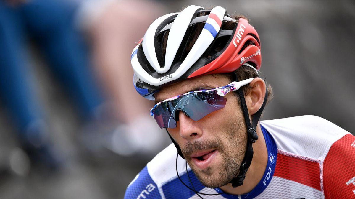 Thibaut Pinot lors du Tour de France 2020