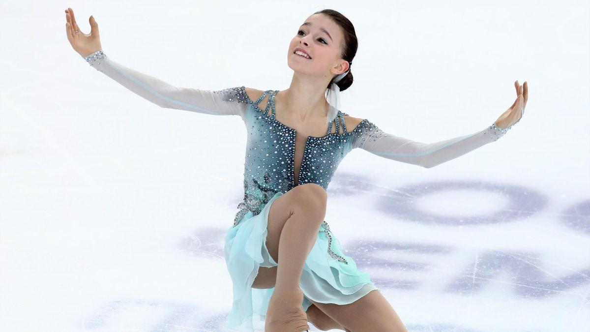 Чемпионка ОИ: «Щербакова выглядит болезненно. Трудно болеть за нее»