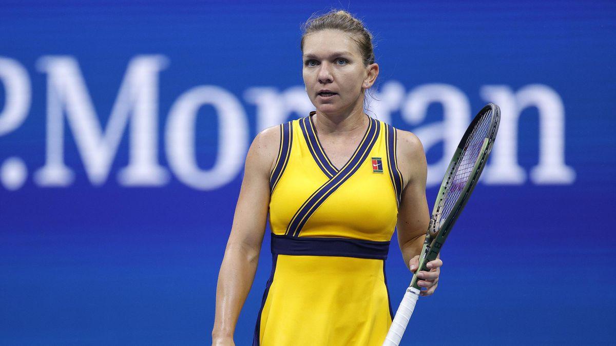 Simona Halep și Gabriela Ruse au fost eliminate în proba de dublu în optimile turneului de la Indian Wells
